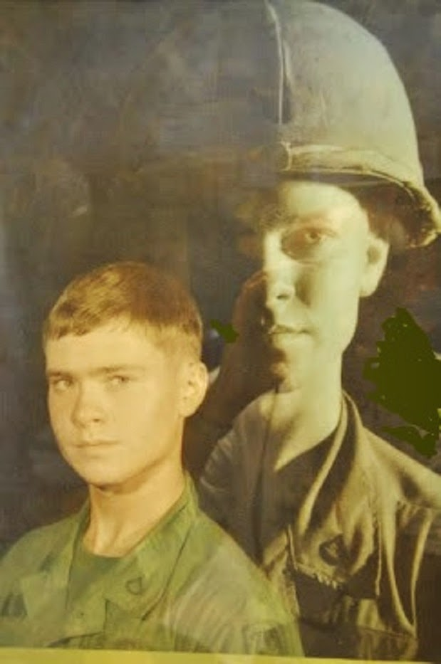 (ME) GREG PAYNE at 19,  199th LIGHT INFANTRY BRIGADE - VIETNAM 1969