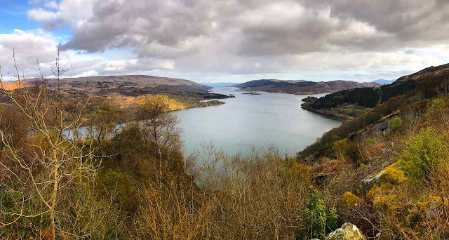 tighnabruaich viewpoint kyles of bute