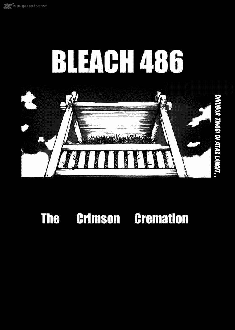 Bleach 486 page 5