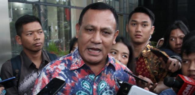 Koalisi Guru Besar Antikorupsi Minta Presiden Jokowi Awasi Tindak Tanduk Firli Bahuri Dkk