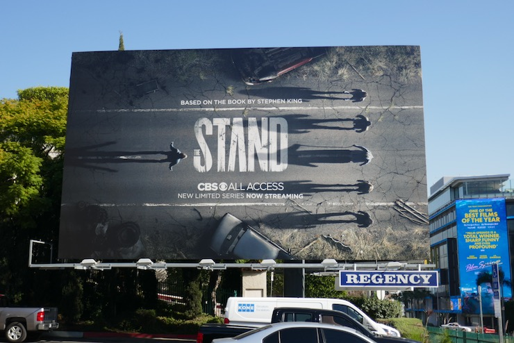 Stand 2020 remake billboard