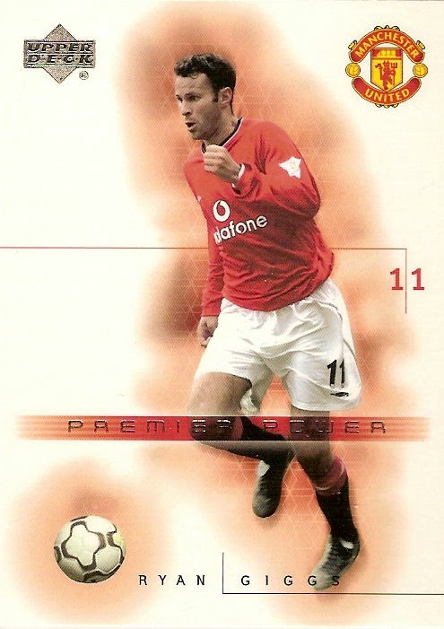 750c0c669 Football Cartophilic Info Exchange  Upper Deck - Manchester United ...