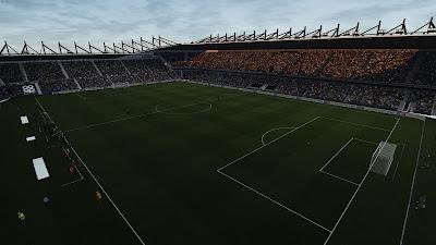 PES 2020 Pride Park Stadium