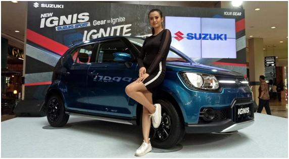 Intip Perubahan dan Harga Suzuki Ignis Sport Edition