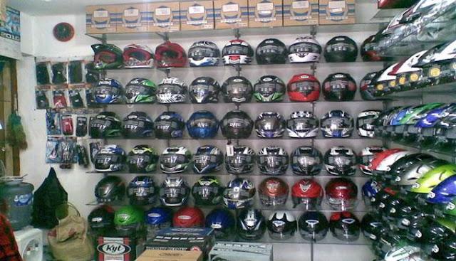 5 Tips memilih Helm yang Berkualitas Untuk Keamanan Anda