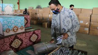 Anies Siapkan 20 Juta Masker Kain, Akan Dibagi Gratis ke Warga Jakarta