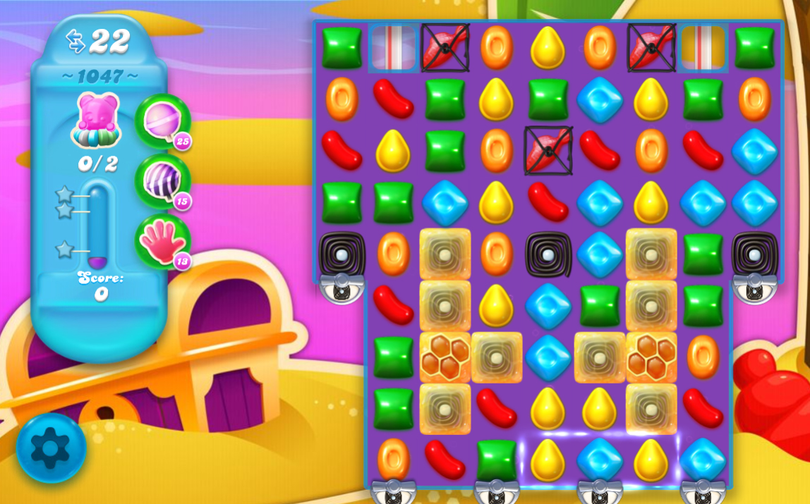 Candy Crush Soda Saga 1047