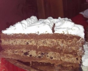 Čoko Torta- Choco Cake