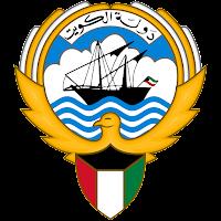 Logo Gambar Lambang Simbol Negara Kuwait PNG JPG ukuran 200 px