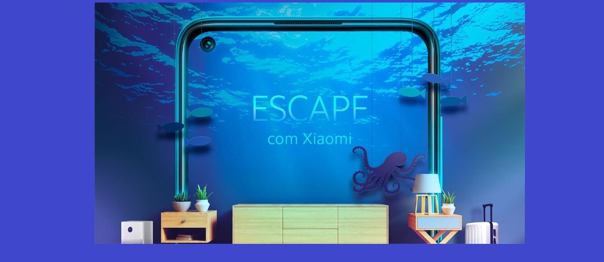 Promoção Xiaomi 2020 Escape Com Xiaomi Concorra Celulares e Viagem