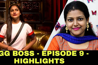 Bigg Boss Tamil | Season 3 | Episode 9 Day 8 - Full Episode highlights