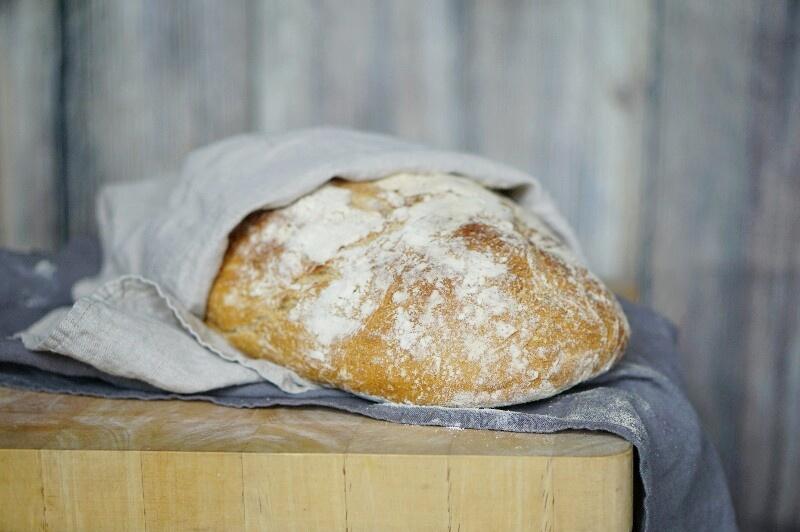 Hiivaleipä, maalaisleipä