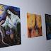 Maestros de la plástica abren exposición  en la Galería Nacional de Bellas Artes
