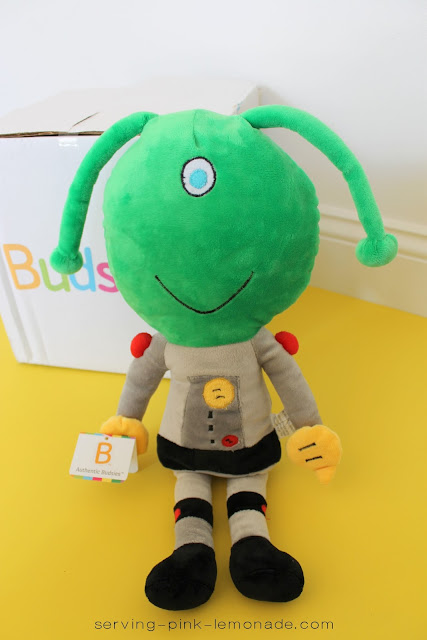 Budsies - Custom Plush Toys. Have your child's artwork turned into a real live soft cuddly toy.