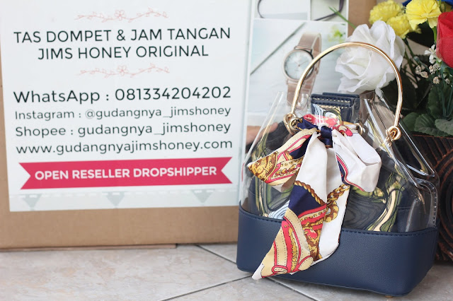 Real Pict Tas Jims Honey Dakota Bag