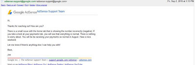 Inilah Jawaban Kenapa Saldo Google Adsense Minus