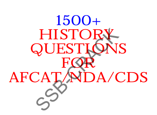 1500 History Questions and Answers for Competitive Exams PDF Download