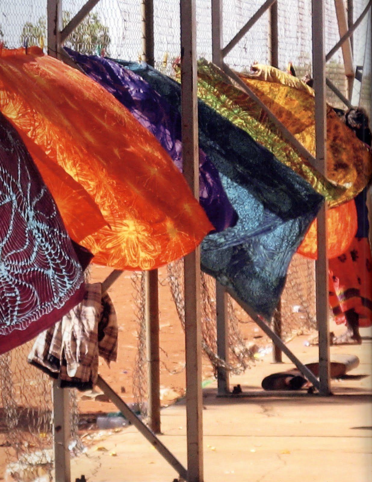Batik in Utopia