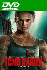 Tomb Raider (2018) DVDRip Latino AC3 5.1