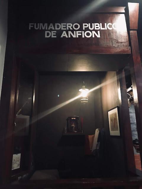 Fumadero Publico de Anfion