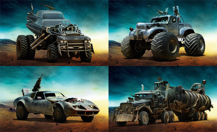 mad max fury road vehicles as model toy cars would be fab. Black Bedroom Furniture Sets. Home Design Ideas