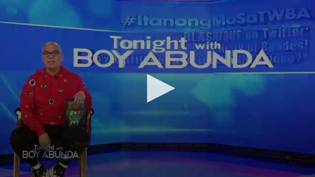 pinoybay1: Watch Tonight with Boy Abunda March 4 2019 Full Episode In HD