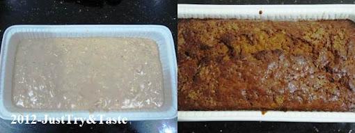 Resep Cake Apel