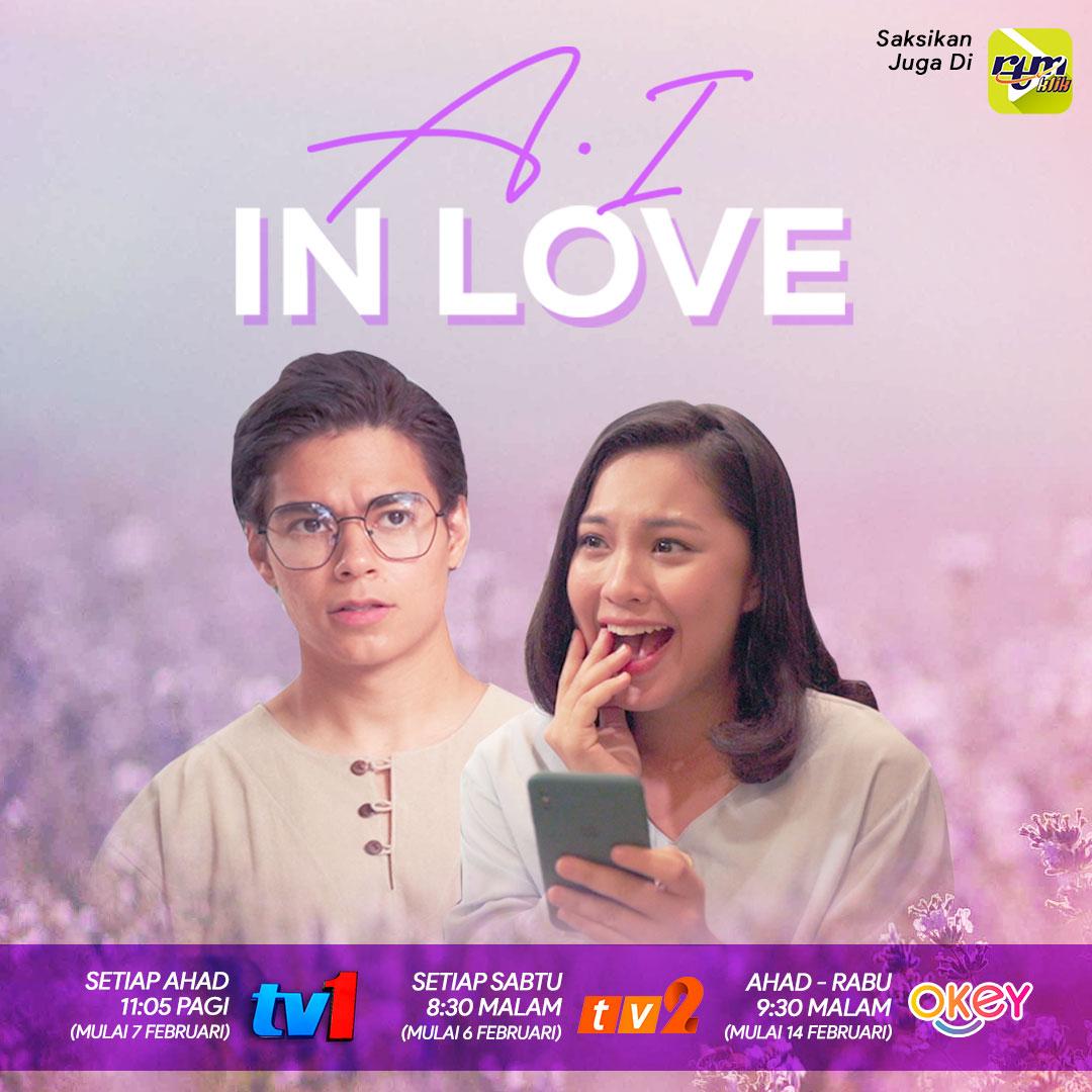 Tonton A.I In Love 2021 (TV1, TV2 & TV Okey) Streaming