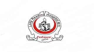 Latest Jobs 2021 in Lady Reading Hospital (LRH) Peshawar
