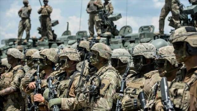 EEUU enviará 20 000 militares en Europa para grandes ejercicios