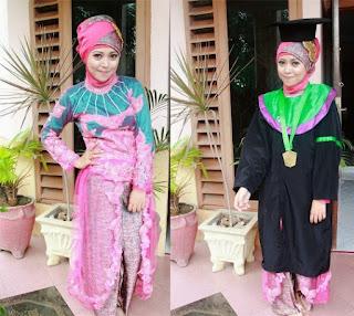 Contoh Cara Hijab Untuk Wisuda Modern