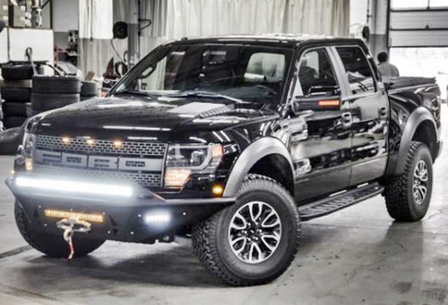 2016 Ford f-150 SVT Raptor Review Design & Price