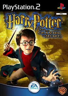 Harry Potter and the Chamber of Secrets PS2 ISO