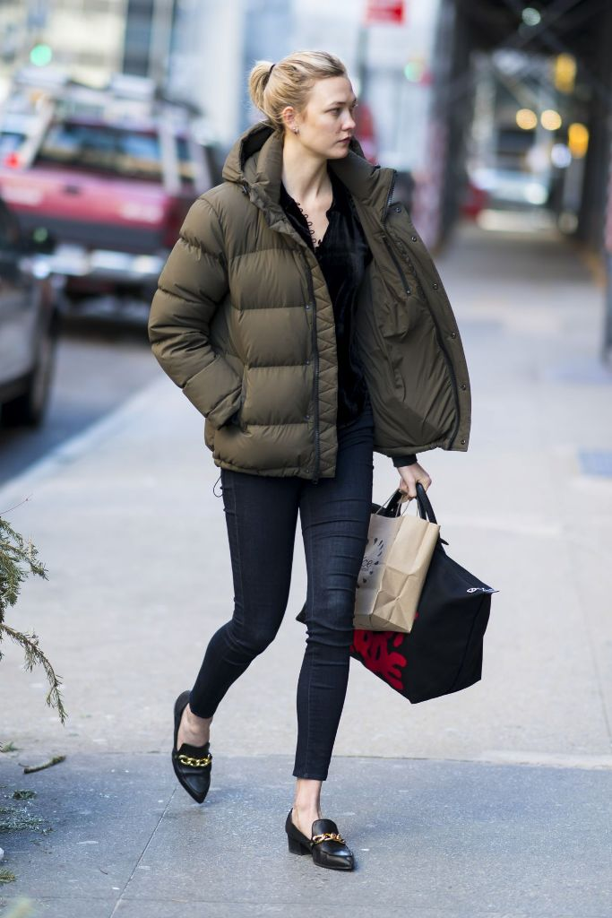 Karlie Kloss – Street Style Out in New York