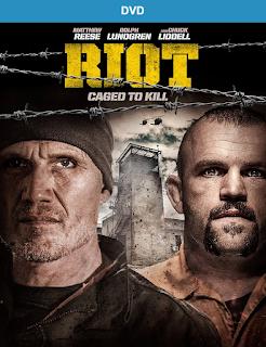 Venganza en la Prisión/Riot [2015] [DVD5] [Latino]