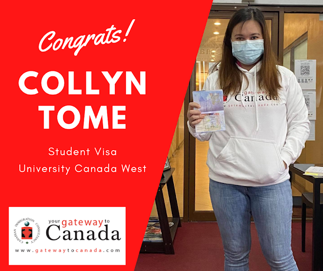 Collyn Tome - University Canada West