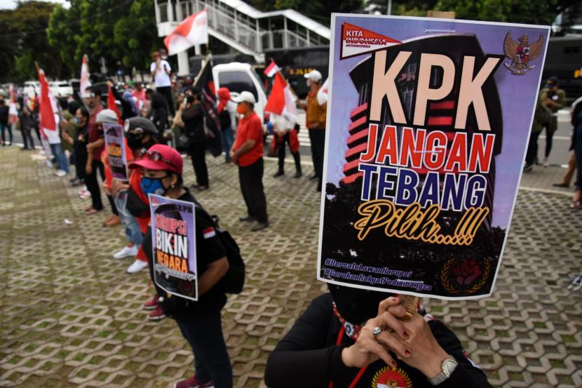 Demo BEM SI Hari Ini, Beredar Kabar KPK Larang Pegawainya Ikut Turun Lapangan