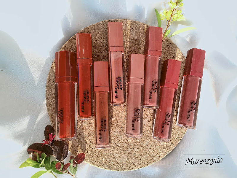 Poetical Lip Tint by POETIC MOVEMENT