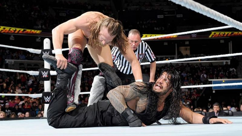 Daniel Bryan disputará o WWE Universal Championship no Fastlane
