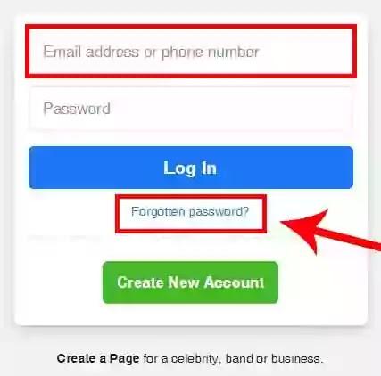 बिना पासवर्ड के फेसबुक कैसे खोले