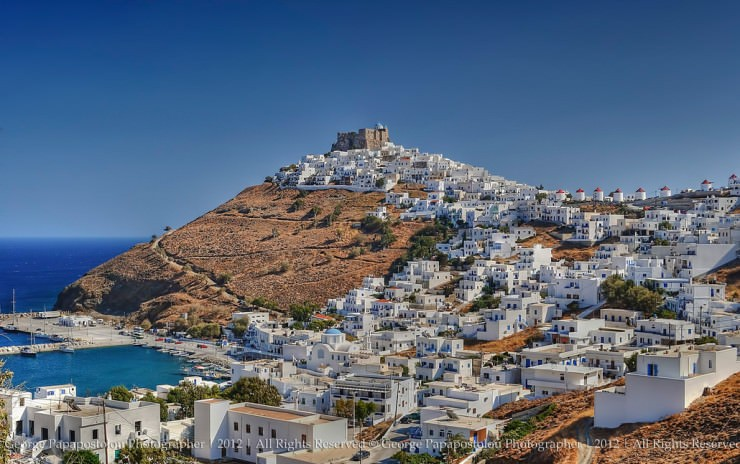 7. Astypalaia - Top 10 Magnificent Greek Beaches 2015