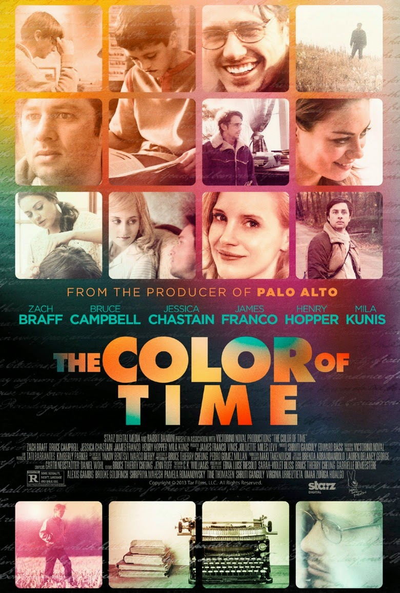 The Color of Time 2012