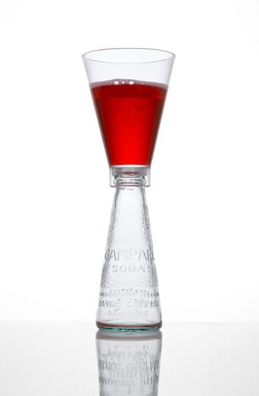 bottiglia Campari