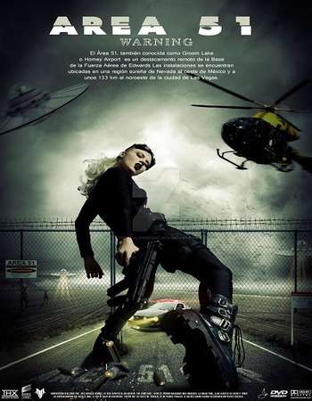 Area 51 2015 Hindi Dual Audio HDRip Full Movie Download
