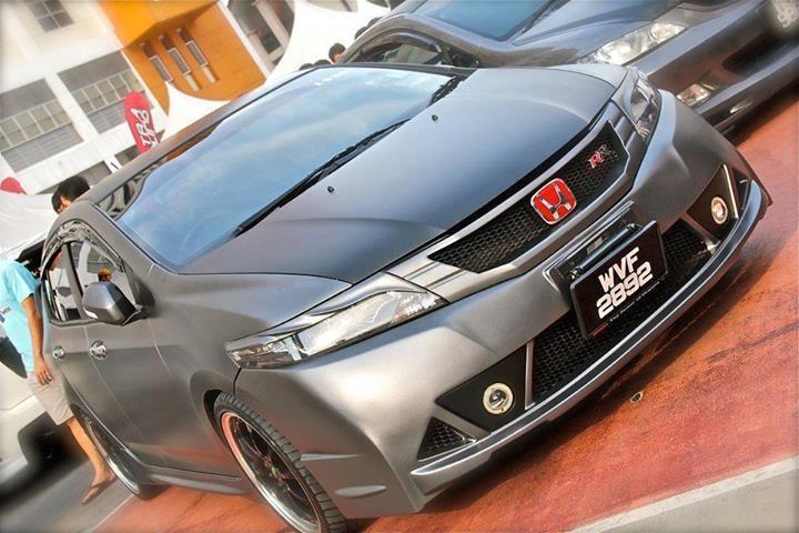 Modified Honda City 2014 Best Auto Amp Modification Car S