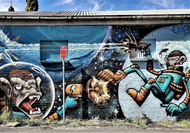 Katoomba Street Art   Ohtisone