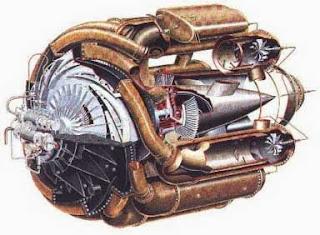 Mesin Turbo Jet W.1