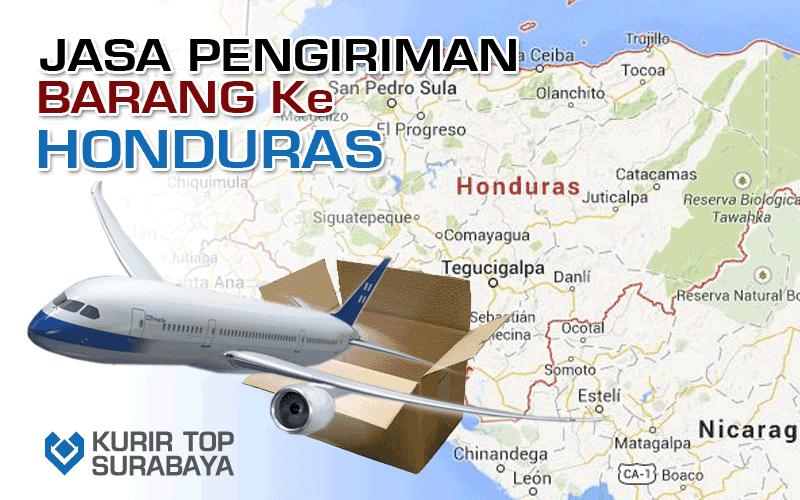 JASA PENGIRIMAN LUAR NEGERI | KE HONDURAS