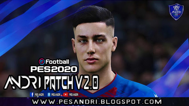 Andri Patch V2.0 AIO Season 2019-2020 PES 2020