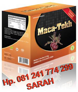 Manfaat Besar Supplement Herbal Maca Tekh Dari Woo Tekh